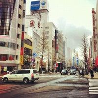 Photo taken at 丸井今井 札幌本店 大通別館 by Joanna on 3/8/2012