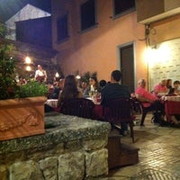 Photo taken at Ristorante San Gavino by Andrea T. on 9/10/2011