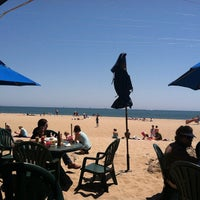 Photo taken at Shoreline Beach Cafe by Marissa K. on 8/12/2012