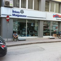 Photo taken at Türkiye Gazetesi Eskişehir  Bölge Müdürlüğü by idayet b. on 6/21/2011