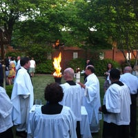 Photo taken at St. Mary's Catholic Church by Kelly P. on 4/22/2012