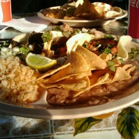 Photo taken at Pinches Tacos by Your Boy Rue on 12/30/2011