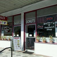 Photo taken at Mr Bill's Bakery and Sandwich Shop by Lee C. on 4/15/2011