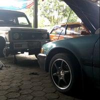 Photo taken at Mandiri jaya variasi by Nurul F. on 11/5/2011