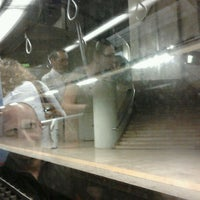 Photo taken at Metro Ameixoeira [AM] by Miguel C. on 9/16/2011