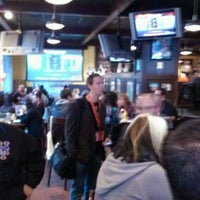 Photo taken at Champions Restaurant & Sports Bar by Michael G. on 3/10/2012