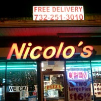 Photo taken at Nicolo's Pizzeria by Mike D. on 12/3/2011