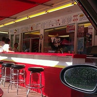 Photo taken at The Drive In Restaurant by Gayle B. on 7/8/2012