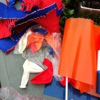 Das Foto wurde bei Kinderboerderij Floreffehoeve von Dianne V. am 4/28/2012 aufgenommen
