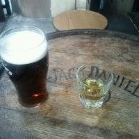 Photo taken at de Vere's Irish Pub by marsh w. on 9/25/2011