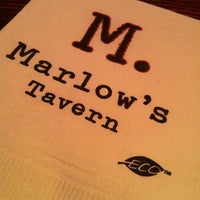 Photo taken at Marlow's Tavern by Kevin T. on 11/15/2011