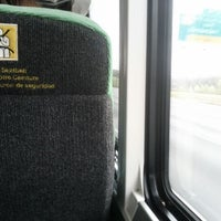 Photo taken at Bolt Bus - DC to NYC by Mirta A. on 3/22/2012