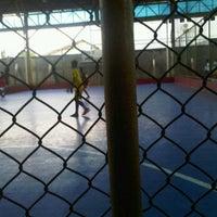 Photo taken at Sonic Futsal by Yudi K. on 12/21/2011