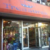Photo taken at Treasures by Edwin U. on 8/29/2012