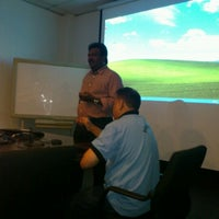 Photo taken at Teleplan Technology Service Sdn Bhd by Syazwani S. on 11/17/2011