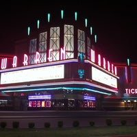 Photo taken at Warren Theatre by Sarah D. on 8/30/2011