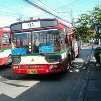 Photo taken at 93 Bus Terminal by Tonk on 12/19/2011