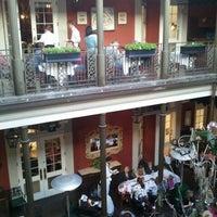 Photo taken at Ralph Brennan's Jazz Kitchen by Michelle on 4/7/2012