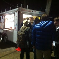 Photo taken at Campus Food Trucks by Toph T. on 4/8/2012
