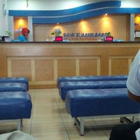 Photo taken at Bank Sumsel Babel Cabang Pangkalpinang by Soni A. on 8/29/2012