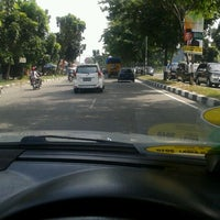 Photo taken at Ring Road Setiabudi by Jimmy A. on 8/26/2012
