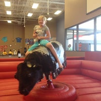 Photo taken at Jump Street by Danielle D. on 5/5/2012