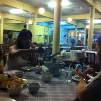 Photo taken at Chao-lay Restaurant by Tirat T. on 4/17/2011