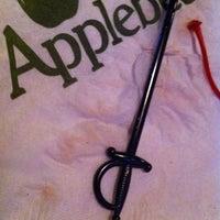 Photo taken at Applebee's Neighborhood Grill & Bar by Jackie O. on 1/30/2011