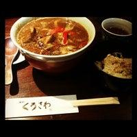 Foto tomada en Udon Kurosawa por Toshihiro M. el 10/28/2011