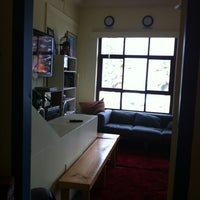 Photo taken at Bondi Backpackers by Claire H. on 12/2/2011