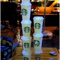 Photo taken at Starbucks by Bionik B. on 9/6/2011