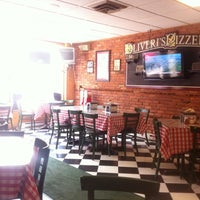 Photo taken at Oliveri's Pizza by Jessica R. on 8/13/2011