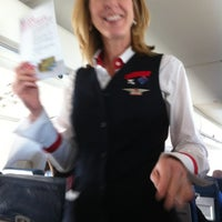 Photo taken at Delta 1752 by Milt S. on 11/18/2011