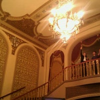 Photo taken at Orpheum Theater by Brittany S. on 11/2/2011