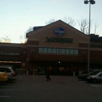 Photo taken at Kroger Marketplace by Stephanie B. on 1/1/2012