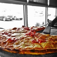 Photo taken at Anthony's Coal Fired Pizza by Daniel S. on 1/16/2011