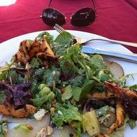 Photo taken at Portobello Grill by John E. on 10/17/2011