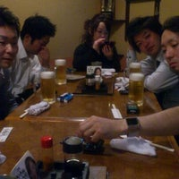 Photo taken at 寅次郎 by Nariaki S. on 11/26/2011