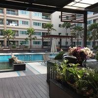 Photo taken at Jasmine Resort by Rangsinee P. on 6/19/2012