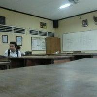 Photo taken at SMP Negeri 12 Surabaya by rhmtfaizal on 5/19/2011