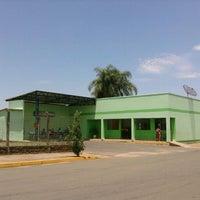 Photo taken at Estação Rodoviária de Nova Hartz by Emerson F. on 3/12/2011