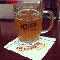 Photo taken at Cheers by Amanda G. on 6/4/2012