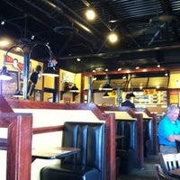 Photo taken at Zaxby's Chicken Fingers & Buffalo Wings by Chris M. on 9/26/2011