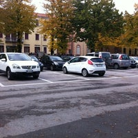 Photo taken at Parcheggio Esterno Brandolini Rota by Luca V. on 10/28/2011