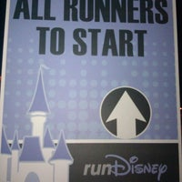 Photo taken at Tinkerbell 1/2 Marathon Health And Fitness Expo by Dana S. on 1/29/2012