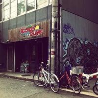 Photo taken at Rocker's Island 大阪店 by Rie K. on 11/21/2011