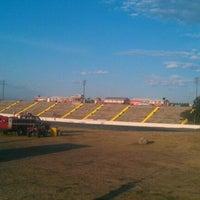 Photo taken at Stateline Speedway by Seth S. on 8/13/2011