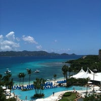Photo taken at The Ritz-Carlton, St. Thomas by Tiffany B. on 8/31/2011