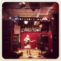 Photo taken at Evolution by Jonas W. on 12/5/2011