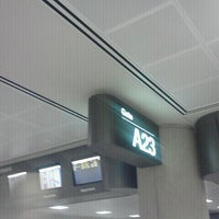 Photo taken at Gate 23 by laura m. on 11/2/2011